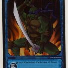 TMNT Trading Card Game - Foil Card #19 - Katana - Ninja Turtles