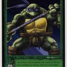 TMNT Trading Card Game - Foil Card #23 - Donatello - Ninja Turtles