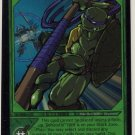 TMNT Trading Card Game - Foil Card #38 - White Tiger - Ninja Turtles