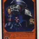 TMNT Trading Card Game - Foil Card #53 - High-Powered Magnet - Ninja Turtles