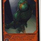 TMNT Trading Card Game - Foil Card #56 - Slingshot - Ninja Turtles