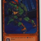 TMNT Trading Card Game - Foil Card #60 - Inline Skate - Ninja Turtles