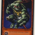 TMNT Trading Card Game - Foil Card #61 - Sai - Ninja Turtles