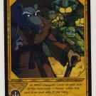 TMNT Trading Card Game - Foil Card #74 - Sensei - Ninja Turtles