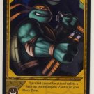 TMNT Trading Card Game - Foil Card #79 - Fudo - Ninja Turtles
