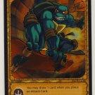 TMNT Trading Card Game - Foil Card #81 - Skateboard - Ninja Turtles