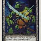 TMNT Trading Card Game - Foil Card #98 - Nitouryu - Ninja Turtles