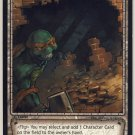 TMNT Trading Card Game - Uncommon Card #93 - Hidden Passage - Ninja Turtles