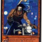 TMNT Trading Card Game - Uncommon Card #49 - Casey Jones - Ninja Turtles