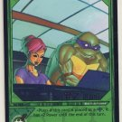 TMNT Trading Card Game - Uncommon Card #32 - Hacking - Ninja Turtles