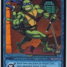 TMNT Trading Card Game - Uncommon Card #18 - Kickboard - Ninja Turtles