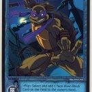 TMNT Trading Card Game - Uncommon Card #02 - Donatello - Ninja Turtles