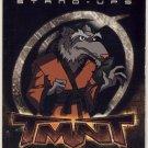 TMNT Fleer Series 2 Trading Card - Splinter Stand-Up - Shredder Strikes - Ninja Turtles