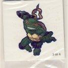 Michaelangelo Airheads Tattoo #3 of 4 - TMNT - Teenage Mutant Ninja Turtles