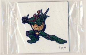 Raphael Airheads Tattoo #4 of 4 - TMNT - Teenage Mutant Ninja Turtles