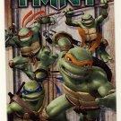 TMNT 2007 CGI Promo Kmart 4-Pack Trading Cards - Ninja Turtles