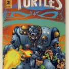 Teenage Mutant Ninja Turtles Vol. 2 #3 Comic Book - TMNT