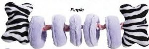 Zanies Tug-a-Rings (purple)