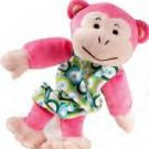Zanies Pet Squad Marley Monkey