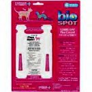 Bio-Spot Topical Flea & Tick Control for Cats 6-Month