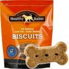 Healthy Baker Flavored Biscuits (Peanut) 2 Lb Bag