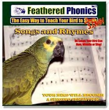 Bird Training Cd Volume 2 - Teach Your Bird To Sing