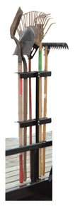 Hand Tool Rack for Open Trailer