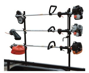 Lockable Trimmer Rack.Snap-in Style