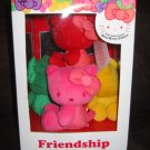 35th Anniversary Hello Kitty Colors Beanie Plush Brand New