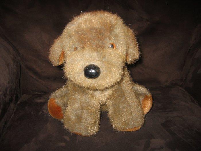 Vintage 1986 Dakin & Co Plush Shaggy Puppy Dog