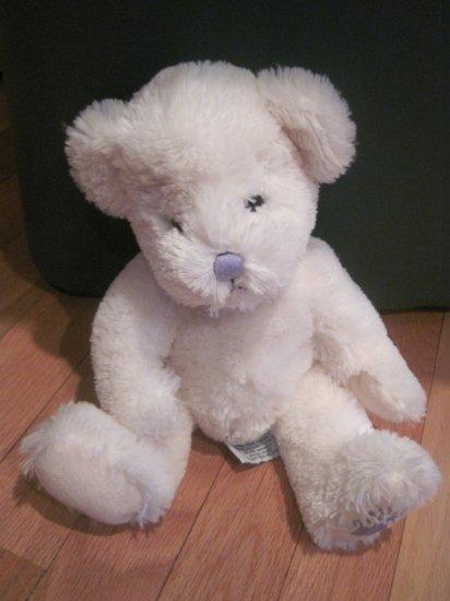 Russ Berrie Shining Stars 12 Inch Cream Colored Teddy Bear