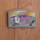 LeapFrog LMax Leapster 2 Game Cartridge Numbers on the Run