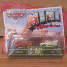 Disney Pixar Cars Mini Adventures Sarge's Boot Camp Ramone & Flo