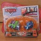 Disney Pixar Cars Mini Adventures Holiday Mater & Sarge