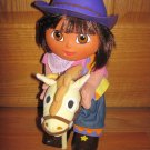 Fisher Price Dora the Explorer Singing Moving Cowgirl Dora Doll