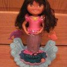 Fisher Price Dora Sparkle & Twirl Mermaid Doll