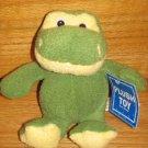 Shanghai Toy Time Enterprises Plush Green Frog Target