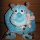 Disney Store Monsters Inc. Plush Sulley Holding a Bunny Rabbit