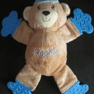 Kids II Bright Starts Rookie All Star Teddy Bear Teether Rattle