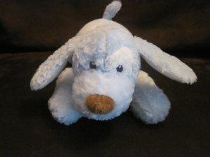 Baby Gund Plush Blue My First Puppy Dog 5765 White Collar