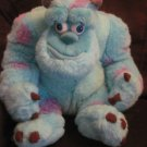 Disney Store Monsters Inc. 12 Inch Plush Sulley Toy