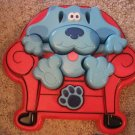 Blues Clues Plastic 3D Thinking Chair 10 Piece Toddler Puzzle