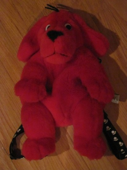 Clifford The Big Red Dog Backpack
