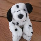 Best Made Toys Plush Black & White Spotted Laying Puppy Dog Dalmatian