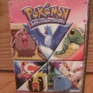 Pokemon Johto League Champions DVD Way to the Johto League Champion Volume 5 of Season 4