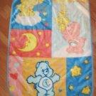 Care Bears Plush Luxe Baby Blanket Cheer Bedtime Funshine