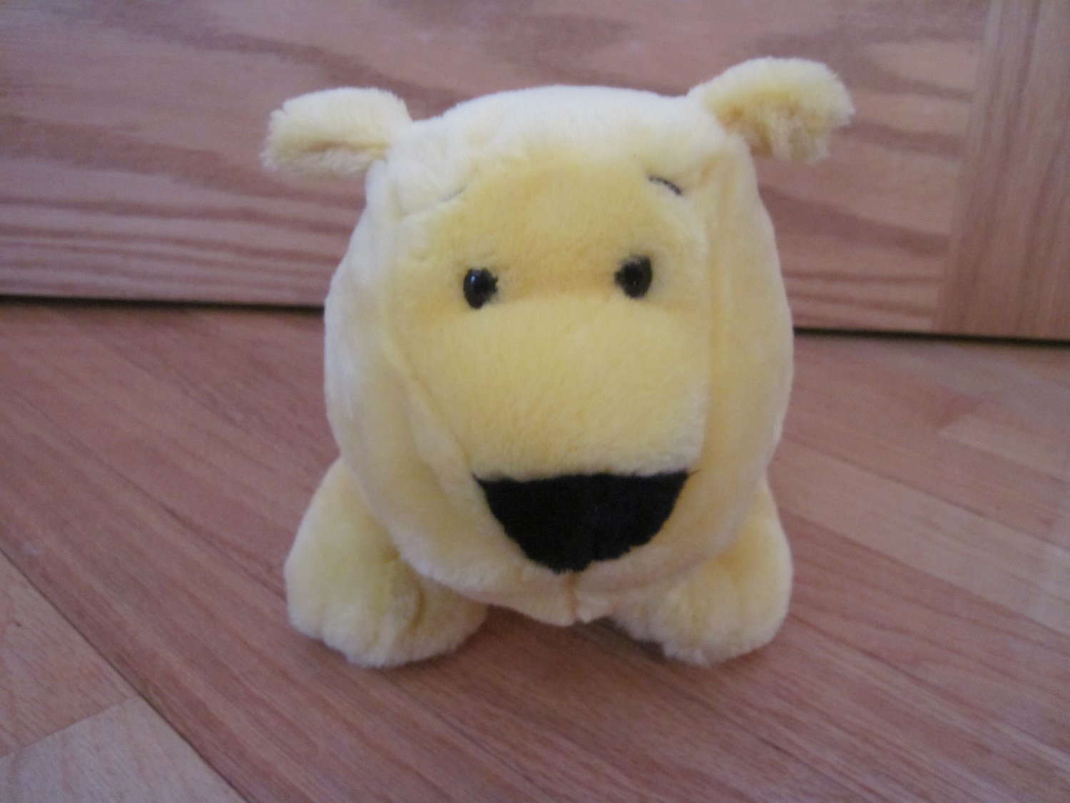 Kohls Cares for Kids Clifford the Big Red Dog Plush Yellow Puppy Dog Friend Named T Bone