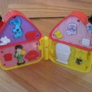 Blues Clues Talking House Electronic Learning Educational Game Mattel 2001