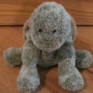 Mary Meyer Sweet Rascals Green & Brown Plush Turtle