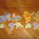Disney Winnie the Pooh Tigger Piglet Eeyore Nursery Decor Wall Hangings Art